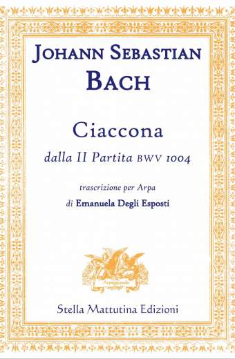 Cover Ciaccona Bach