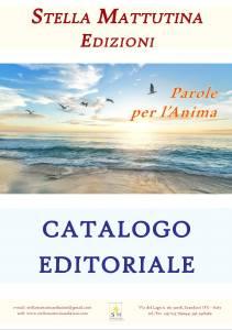 Copertina Catalogo Stella Mattutina Edizioni