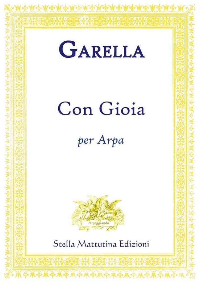 Copertina Con Gioia di Daniele Garella